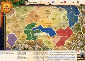 Стратегическая карта Candle'Bre