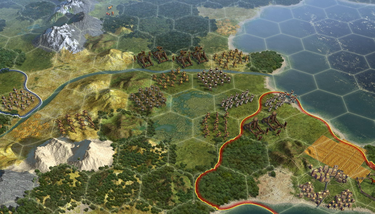 civilization 4 схема открытий